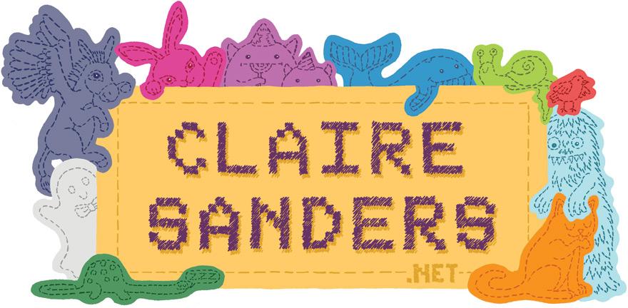 ClaireSanders.net