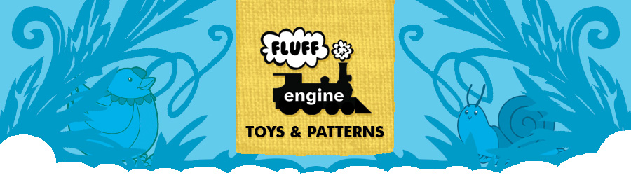 Fluff Engine Toys & Patterns